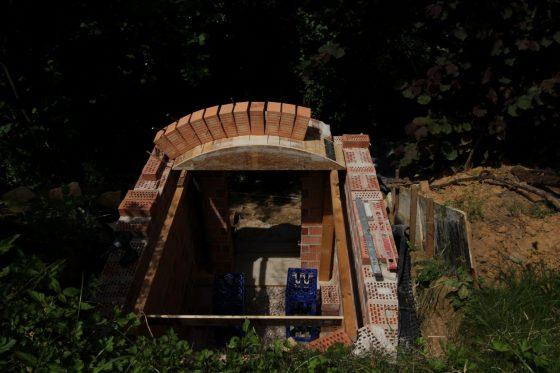 Dachgewölbe_Konstruktion für Schalung_4