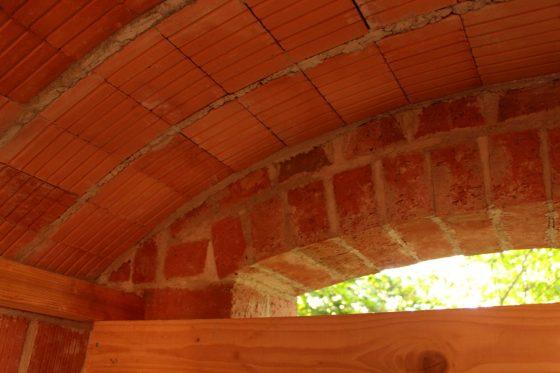 Erdkeller_Dachgewölbe